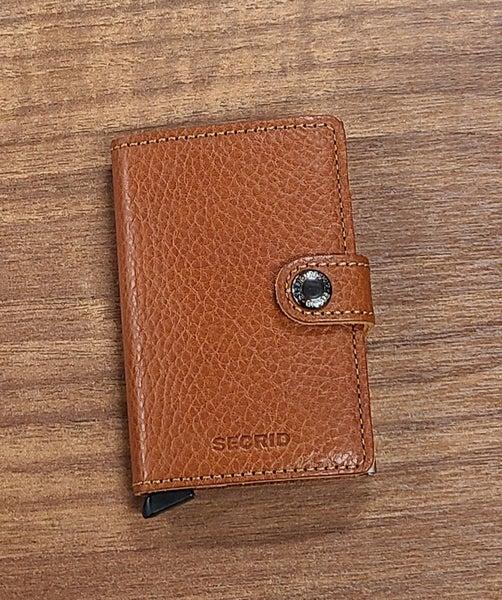 Secrid Mini Wallet- Caremello-Sand