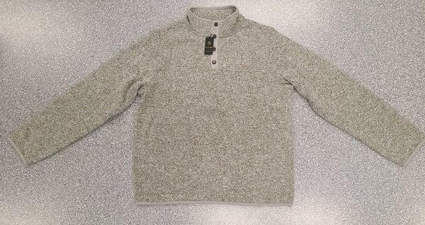 Quarter Snap Fleece Sweater