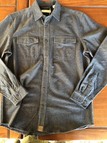 Chamois Shirt-Steel-BT