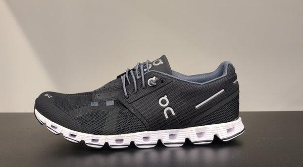 ON Womens Running Shoes Black/White