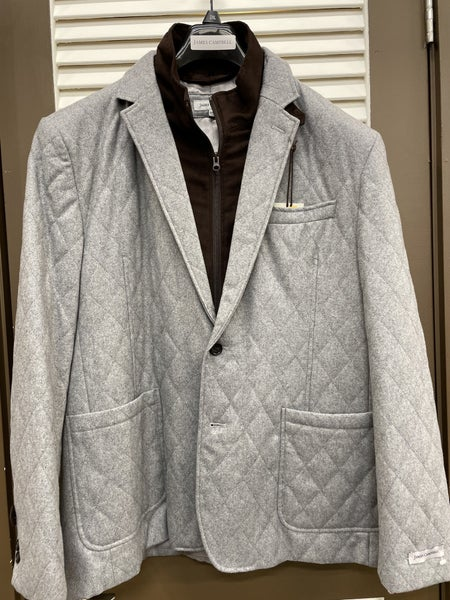 JamesCampbell Quilted Jacket - duplicate