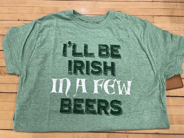 Retro Brand-I'll Be Irish...