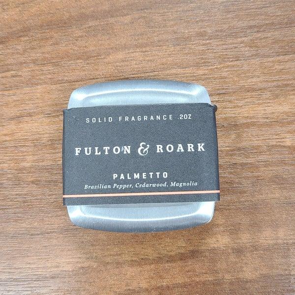 Fulton & Rourke Palmetto Cologne