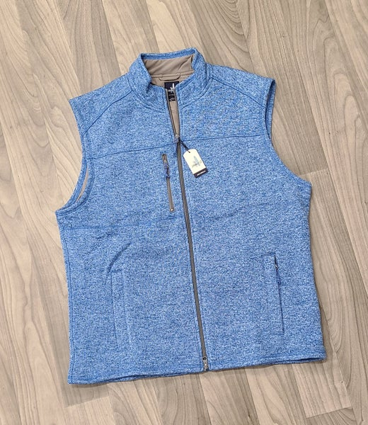 Johnnie-O Blue Vest