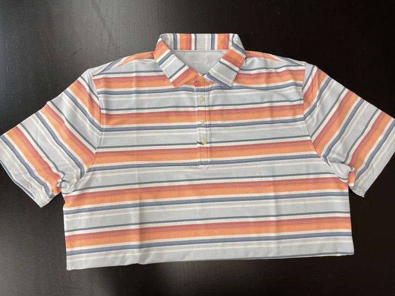 Johnnie-O Polo-3370-stripe