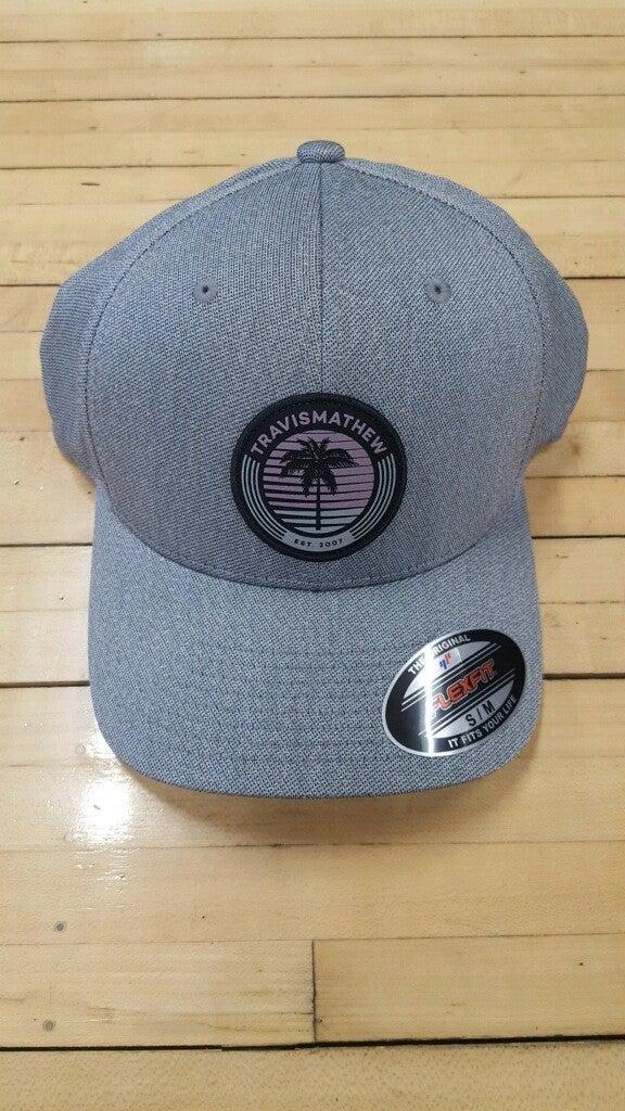 "Travis Matthew Flex Fit Hat ""Gray"""