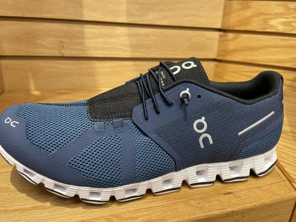 ON Mens Running Shoe-99505-midnight/ocean