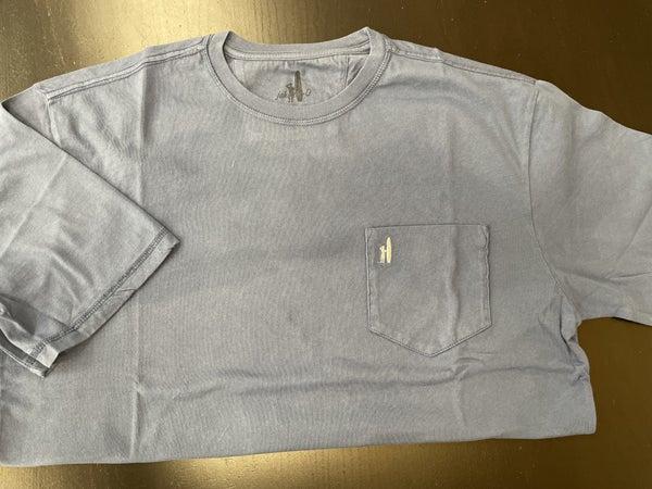 Johnnie-O T-Shirt-Blue-2190