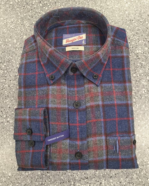 Johnnie-O Flannel Shirt