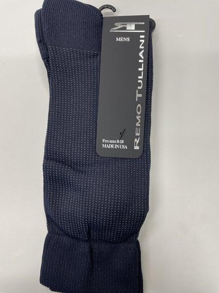 Remo Tulliani Socks-Dakota Navy