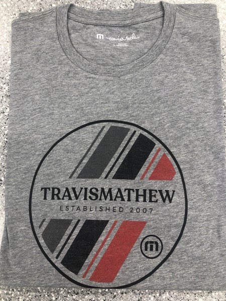 TMathews T-Shirt-Grey