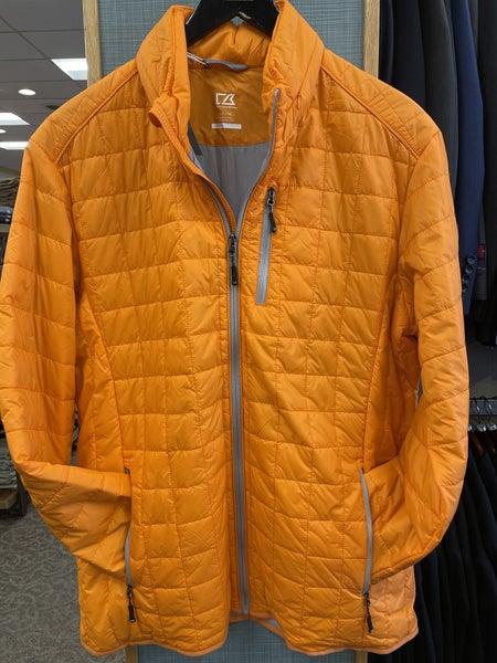 Cutter & Buck Light Weight Puffer JKT-Orange