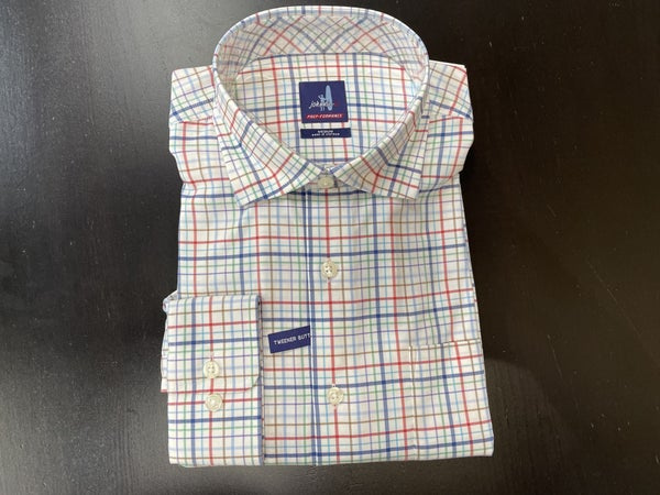 Johnnie-O -5820 Long Sleeve Button Front Shirt