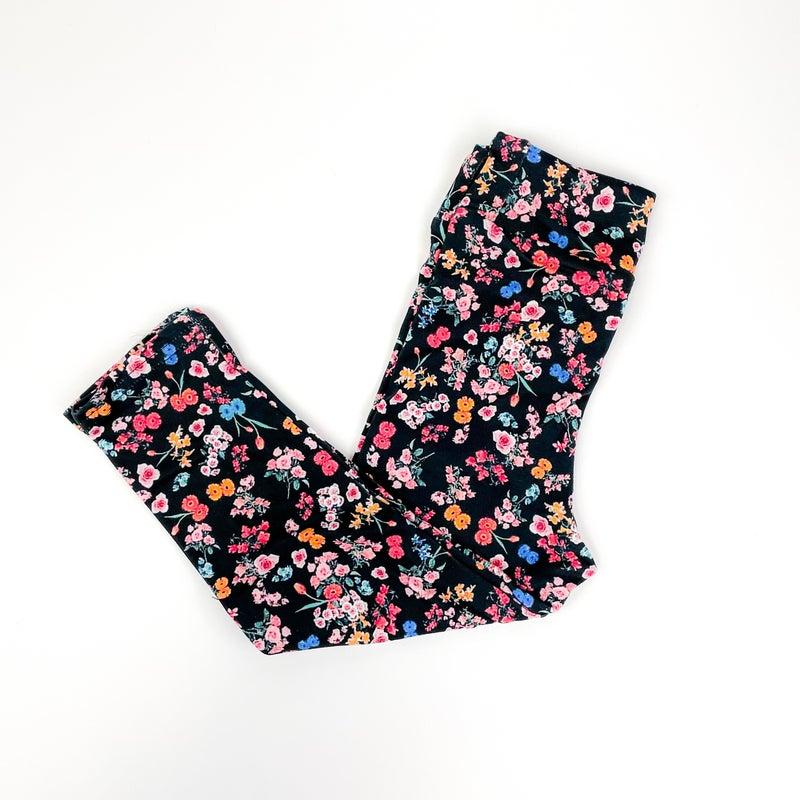 Girls | Bizzy Butter Leggings : Alicia Floral