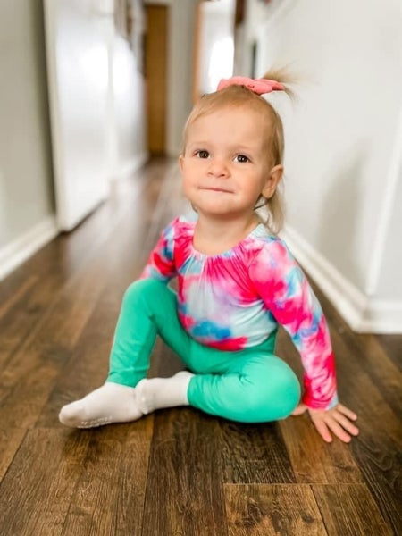 Girls | Bizzy Butter Leggings : Spring Solids