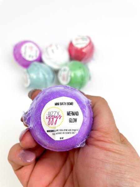 Bizzy Izzy's Bath Bombs