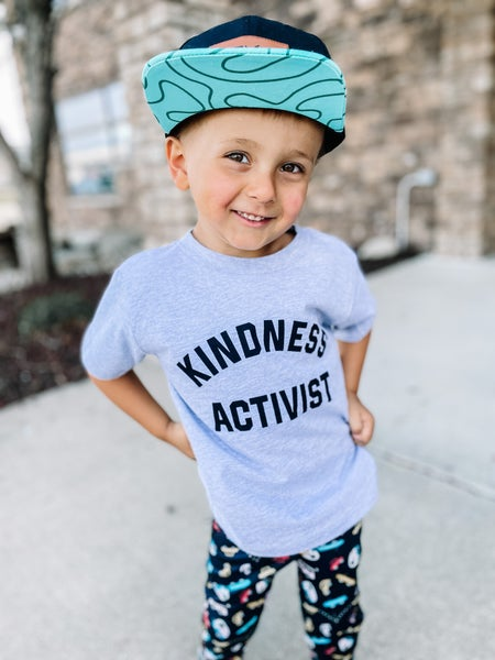 KINDNESS ACTIVIST | Kids Tee