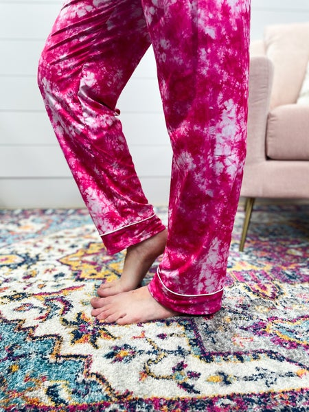 Women's | Taylaighia Tie Dye Pajama Bottoms