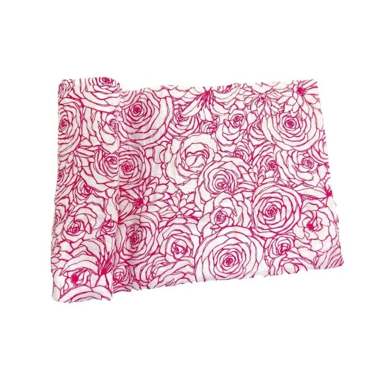 Love, Izzy Swaddle - Izzy Blooms  -  Buy one,  We donate to the NICU!