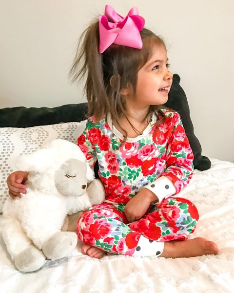 Eden Floral | Two Piece Pajamas