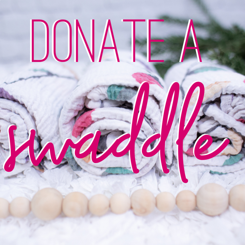 Love, Izzy Swaddle Donation