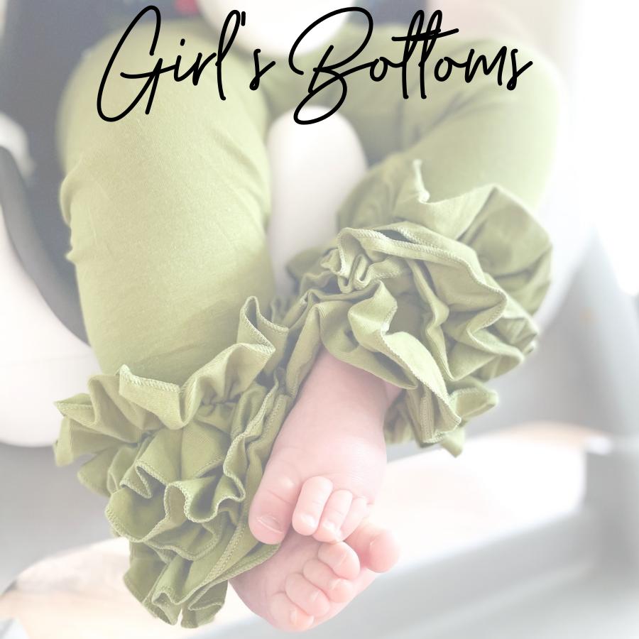 Girl's Bottoms