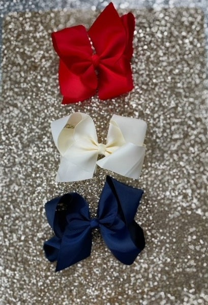 Independence Day | Piper Bow Bundle of 3