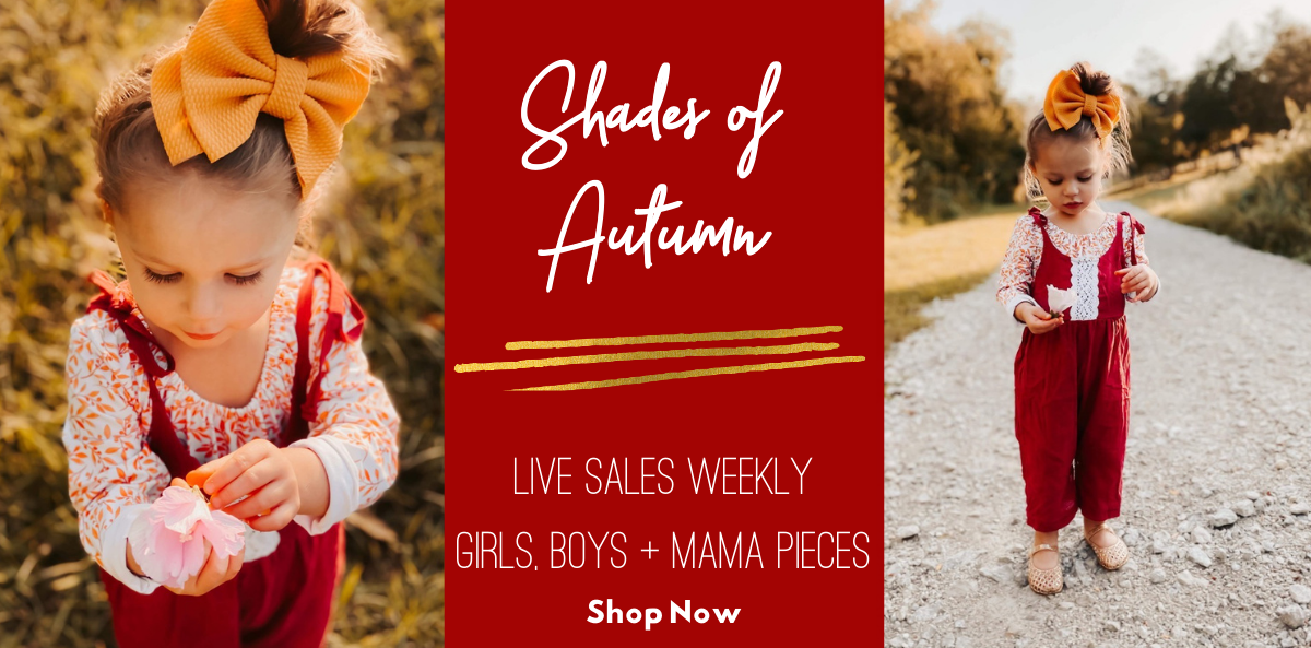 Shades of Autumn Collection