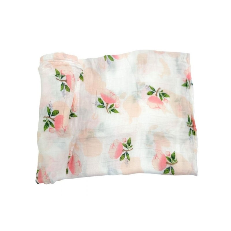 Love, Izzy Swaddle - Victorian Rose  -  Buy one,  We donate to the NICU!