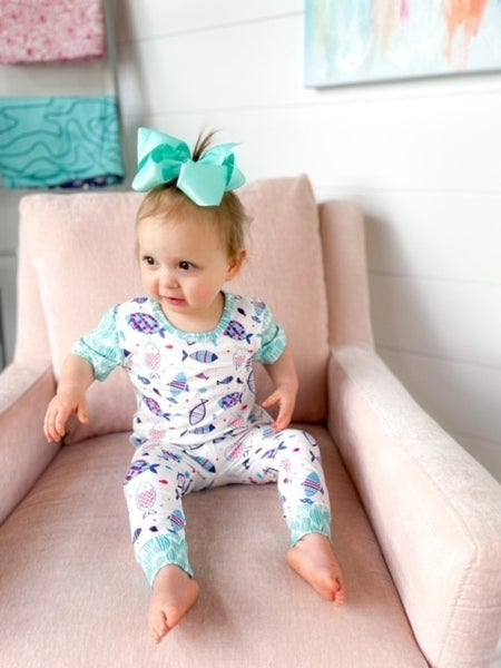 Tarla Loves Livia | One Piece & Two Piece Pajamas