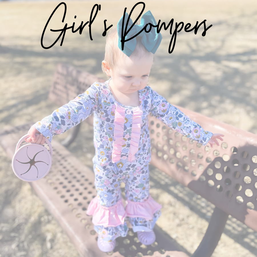 Rompers + One Pieces