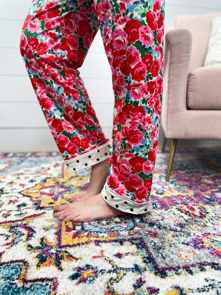 Women's | Eden Floral | Pajamas Bottoms