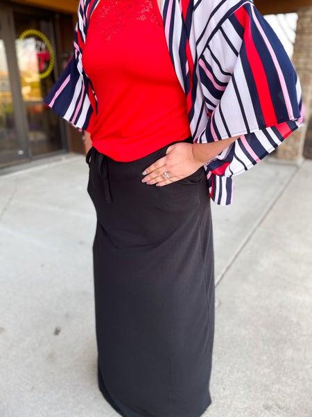 Samantha | Long Maxi Skirt