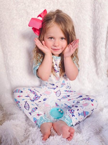 Tarla Loves Livia | One Piece & Two Piece Pajamas