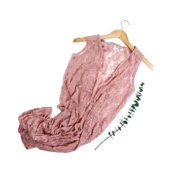 Boho Lace Duster: Women's