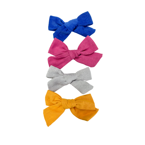 Sweet Tart Bow Clip Collection