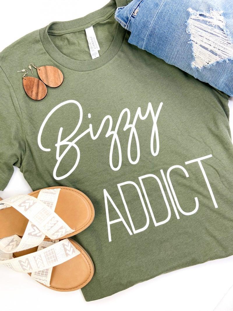 Bizzy Addict Graphic Tee