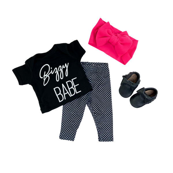 Bizzy Babe Graphic Tee