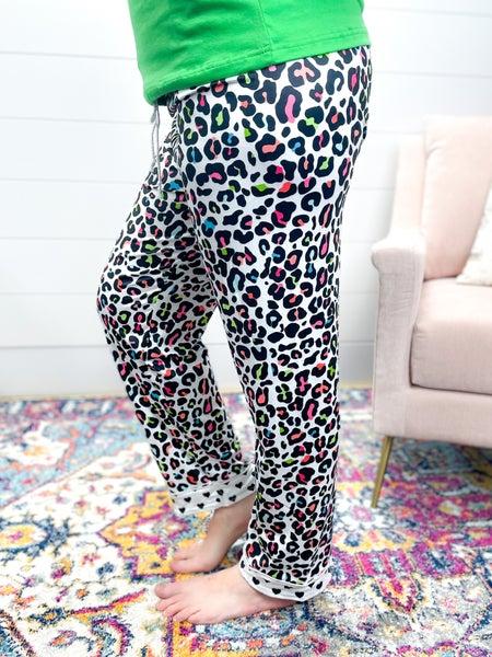 Women's | Zoey Cheetah Pajama Bottoms