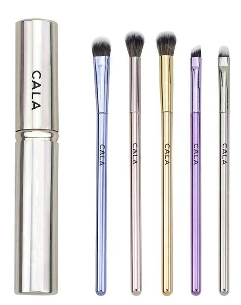 EYE NEED IT Essential Eye Brush Kit & Travel Case