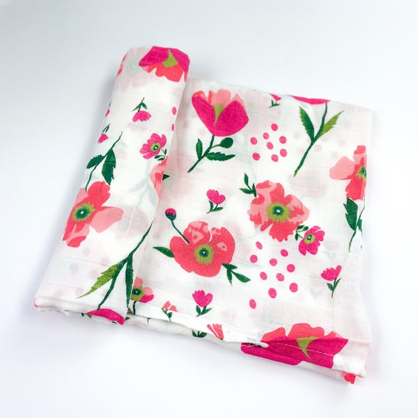 Dorothy's Petals Swaddle