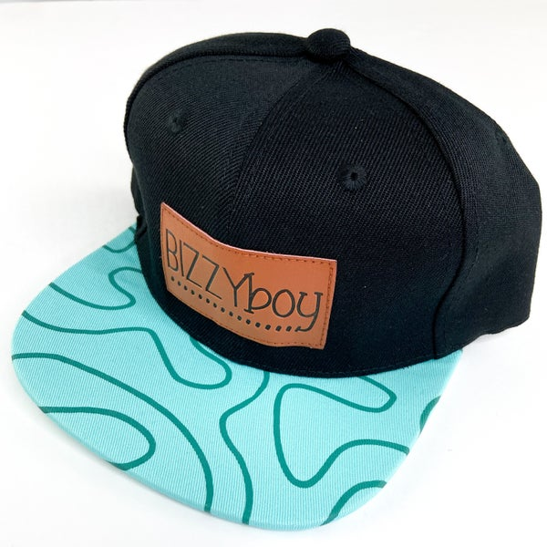 BIZZY Boy Hat: Adjustable, { 2- 8 years}