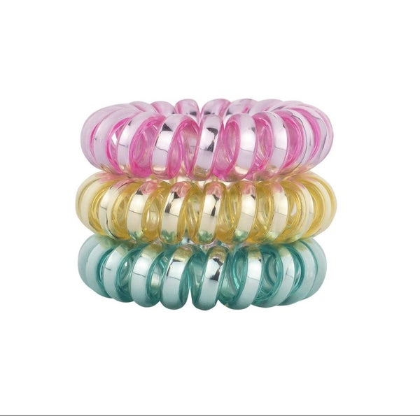 Girls | Spiral Hair Ties