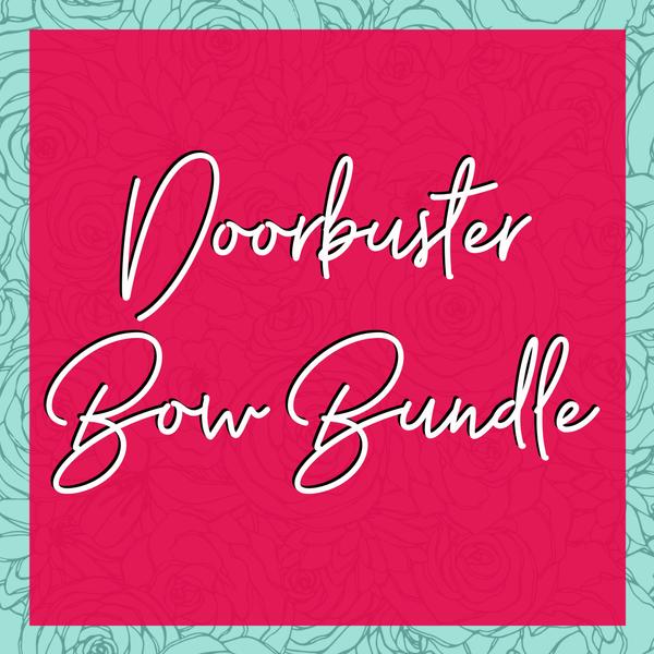 DOORBUSTER: BOW BUNDLE PACK OF 5
