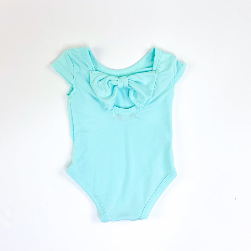 Izabelle Bow Leotards + Tops