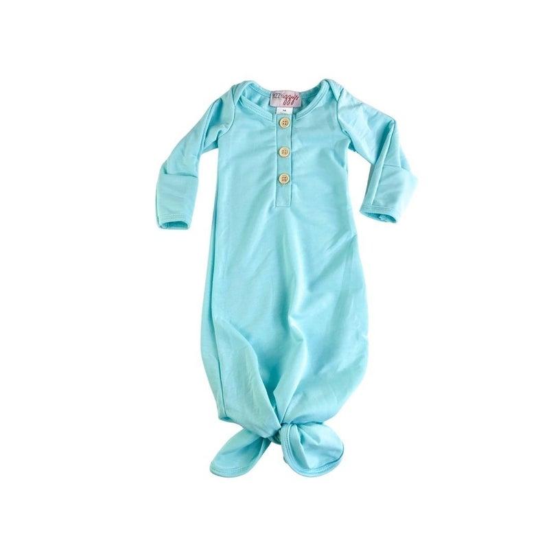 Skylar Newborn Gown