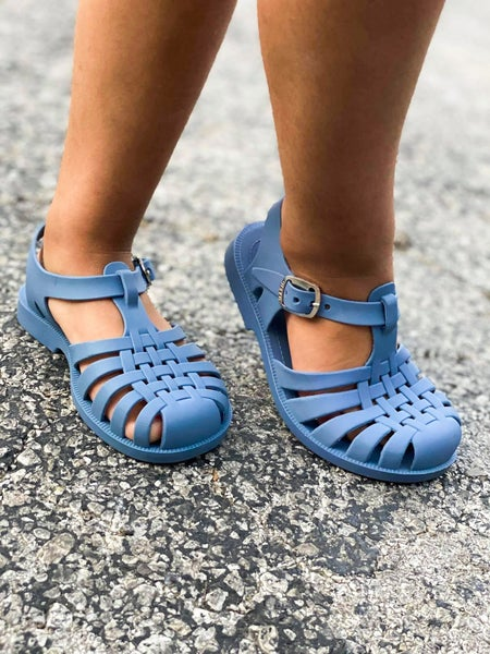 PB & Jelly Silicone Sandals | KIDS | 4 colors