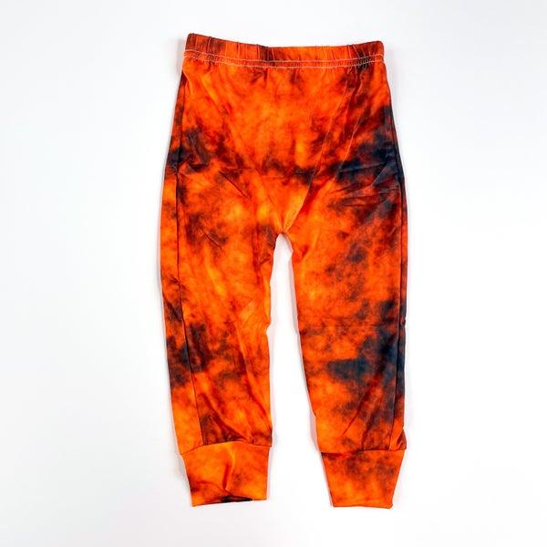 OrangeBurst Joggers