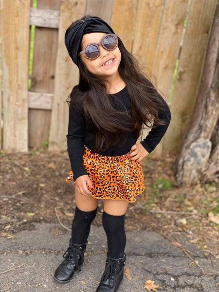 Ariel | Cheetah QUEEN Skirted Bummies