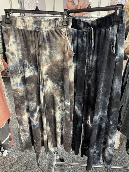 ATLANTA SALE:  ULTRA SOFT Gaucho Crop Pants